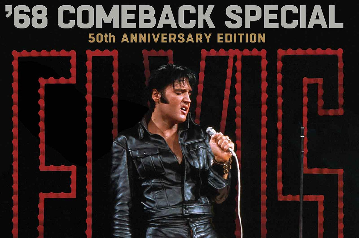 Elvis Presley S 68 Comeback Special Getting Box Set Reissue