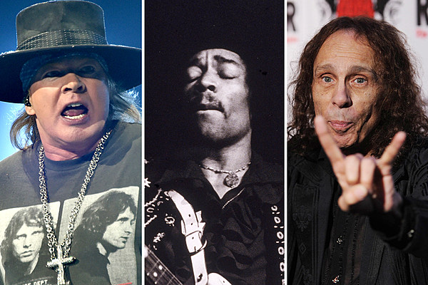 Guns N Roses Jimi Hendrix Dio Among Black Friday Exclusives