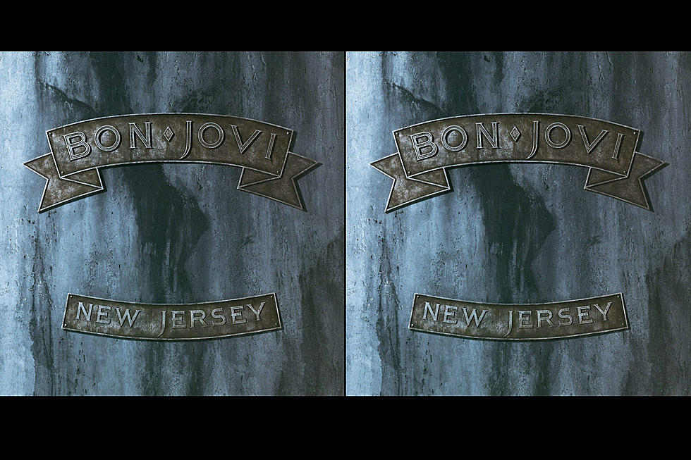 Here's How to Make Bon Jovi's 'New Jersey' a Double Album Again