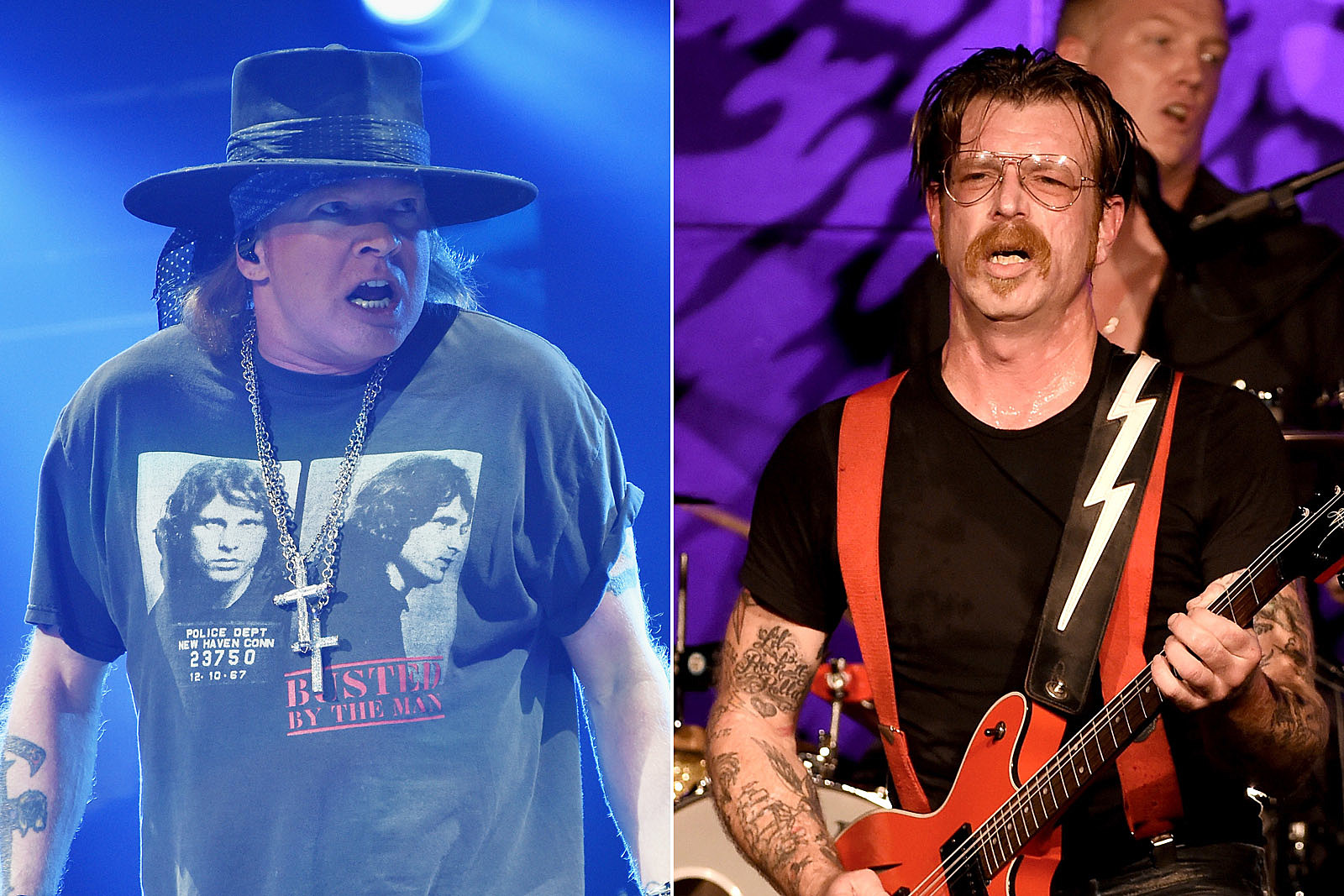 Eagles of Death Metal Star Covers Guns N' Roses on New Album