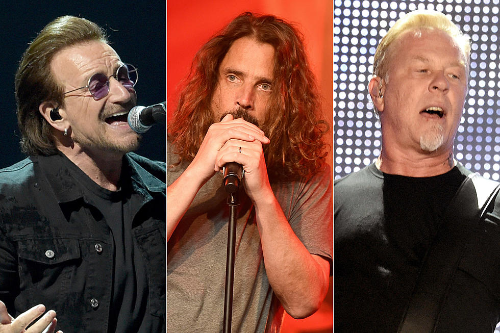 Listen to Chris Cornell's Mash-Up of Metallica's and U2's 'One'