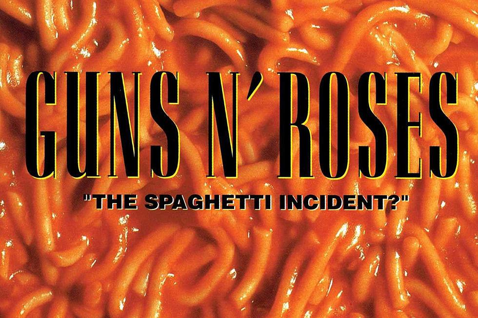 How Guns N' Roses' 'The Spaghetti Incident?' Got Its Name
