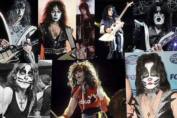 Who's Played the Most Kiss Shows? Lead Guitar and Drummer Totals