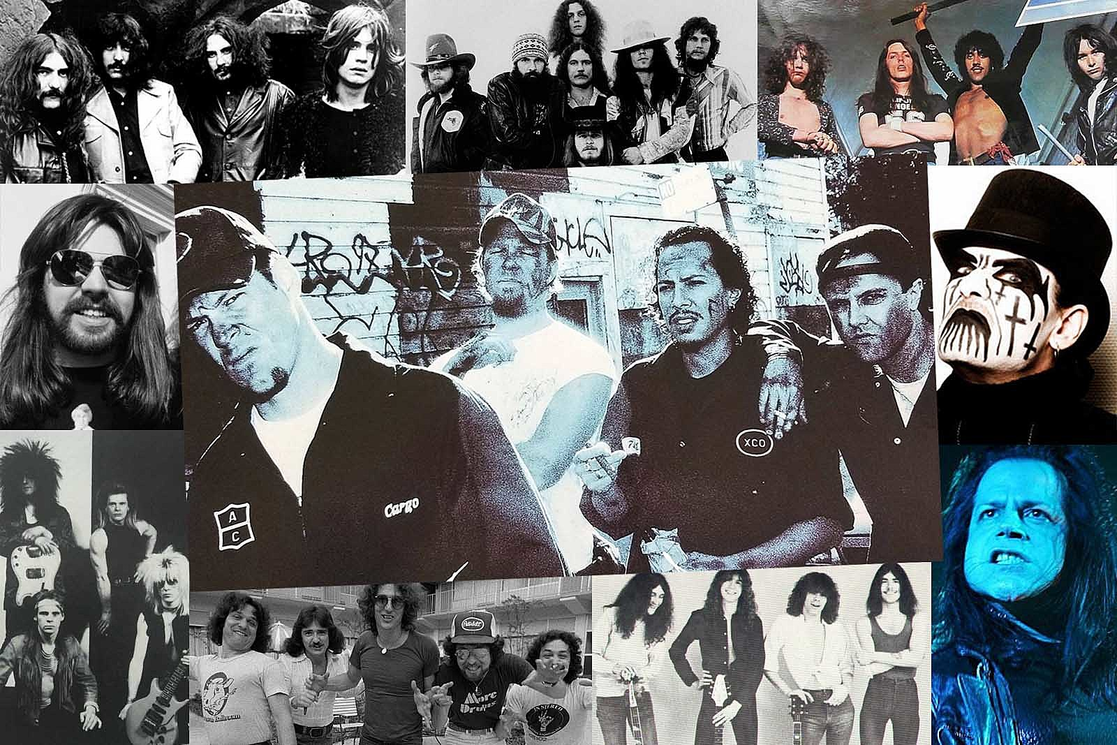Metallica Effect How Garage Inc Affected Bands They Covered