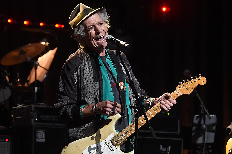 Keith Richards Suggests Timeline for New Rolling Stones Album