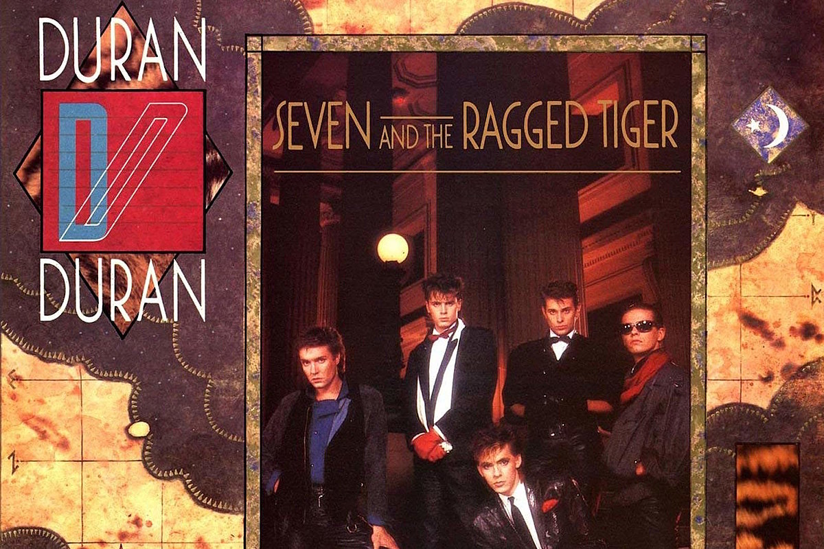 Image result for Duran Duran Seven and the Ragged Tiger