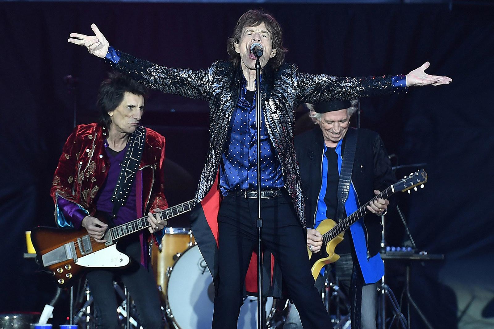 Mick Jagger: Movie Star?