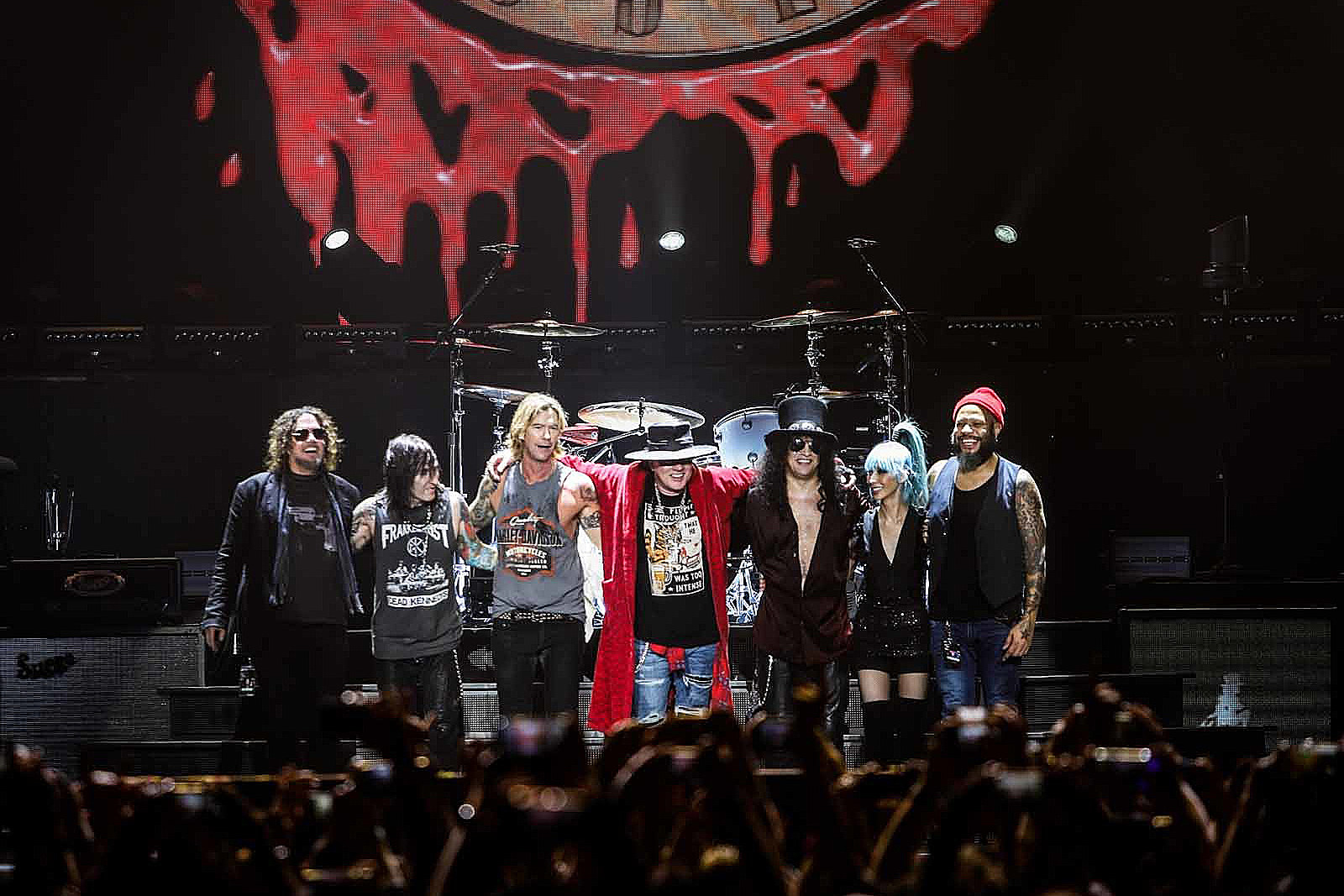 It's (Not) So Easy: How Guns N' Roses' Stage Is Built Each Night