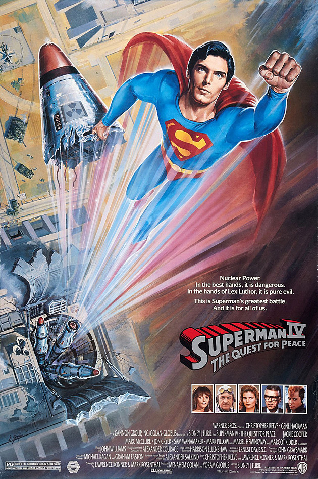 Superman Movies Ranked Worst to Best