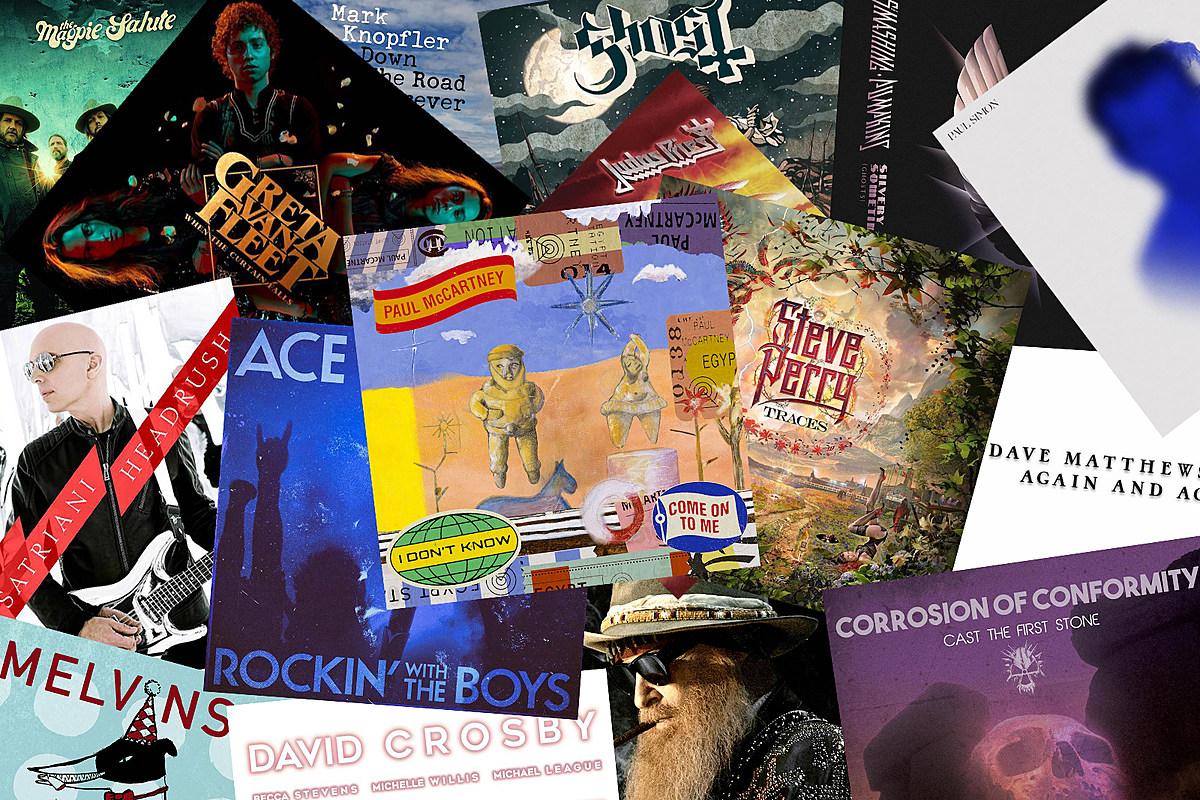 2018's Best Rock Songs