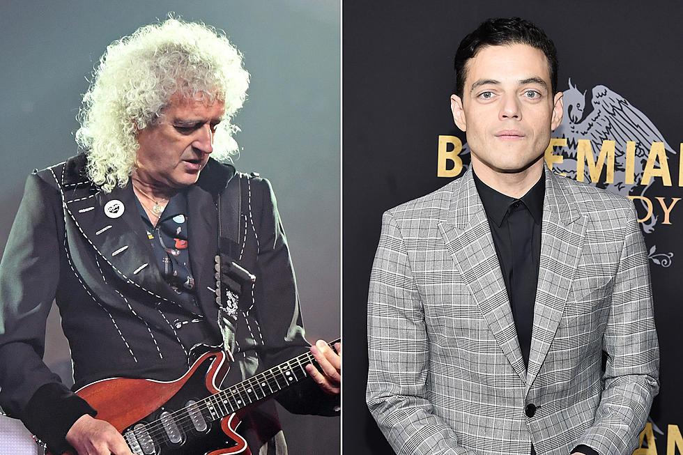 Brian May Rips 'Bohemian Rhapsody' Timeline Critics