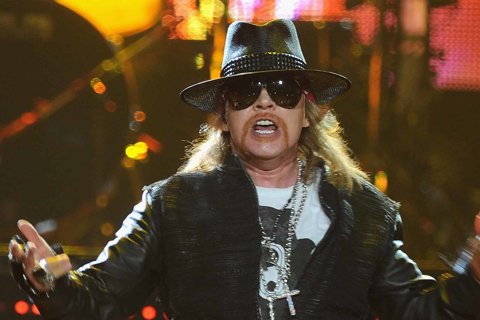 eced54f6820 Did Axl Rose Just Save the World With a New  Looney Tunes  Song