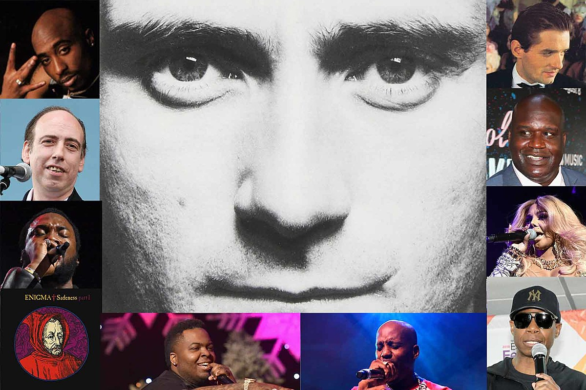 20 Times Rappers Sampled Phil Collins' 'In the Air Tonight'