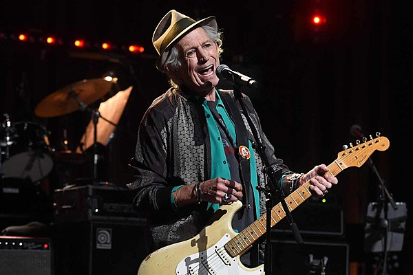 Keith Richards Says He's Cut Back on Drinking: 'It Was ...