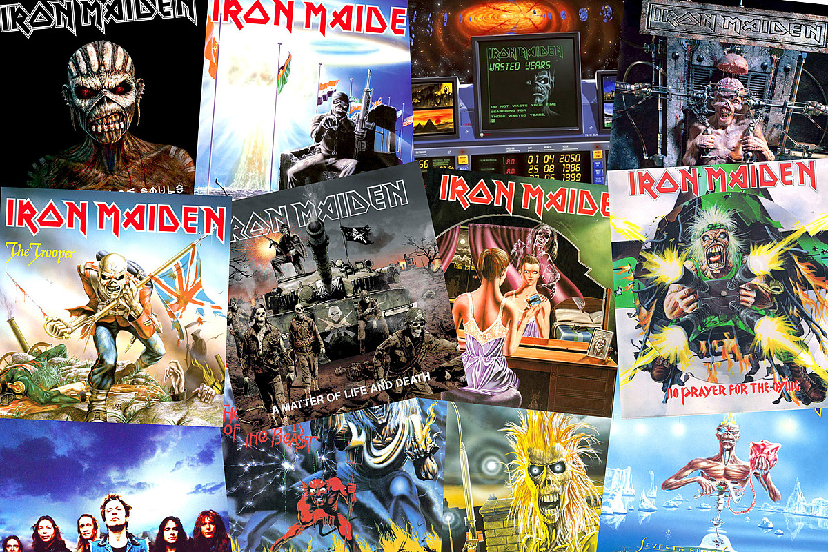 The Best Song From Every Iron Maiden Album