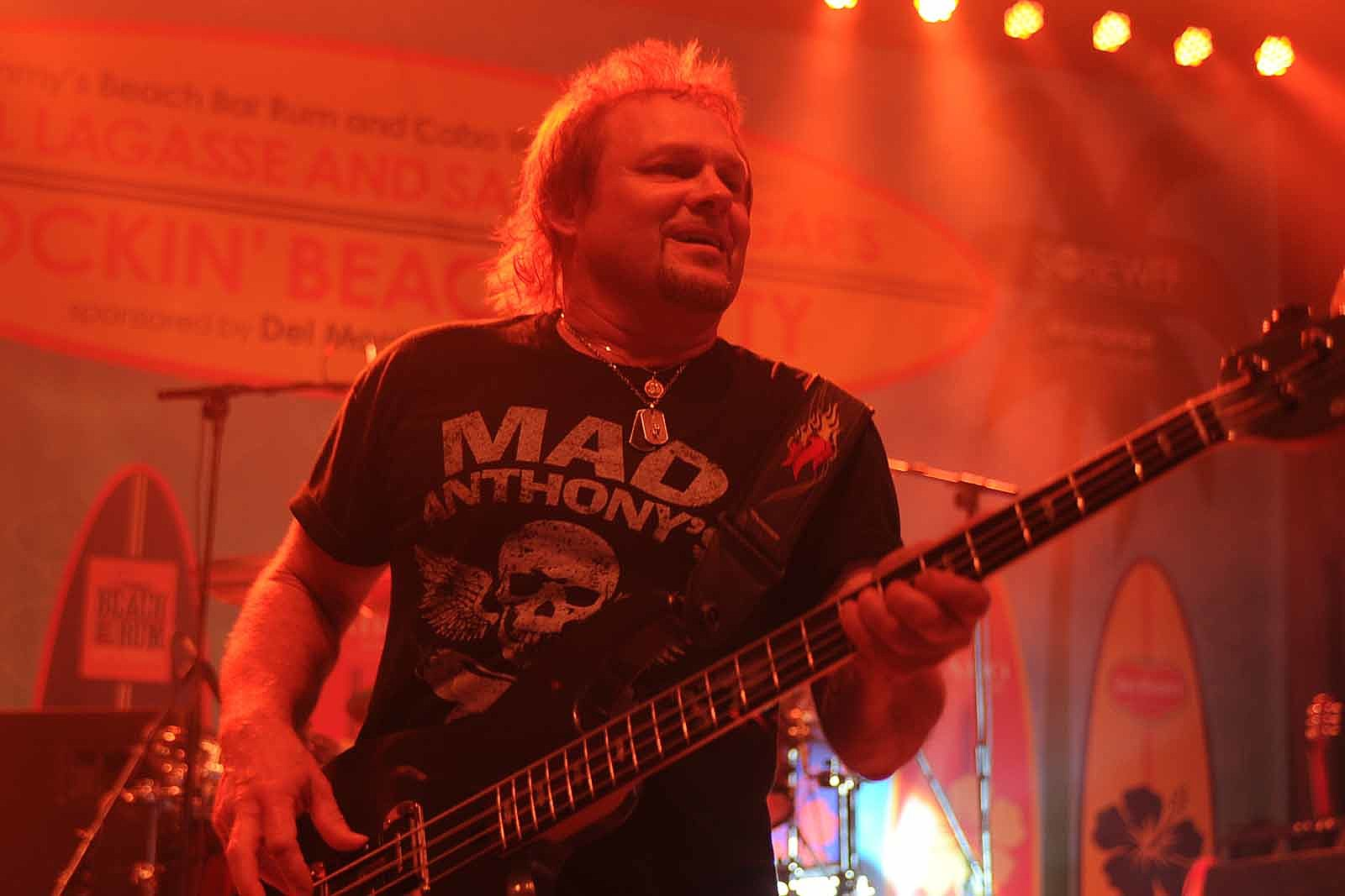 cb668012cce Michael Anthony Hasn t Spoken to Van Halen About Reunion