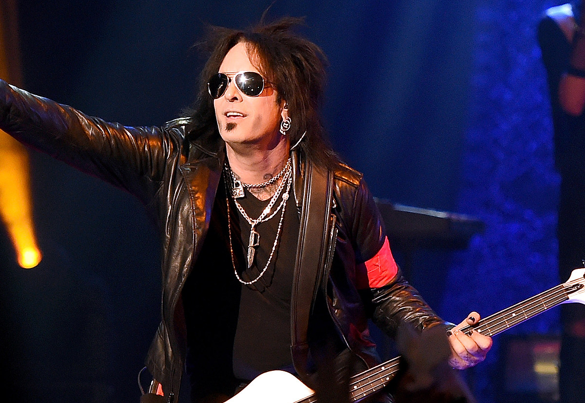 Nikki Sixx Planning 'Trilogy Project' for 2019