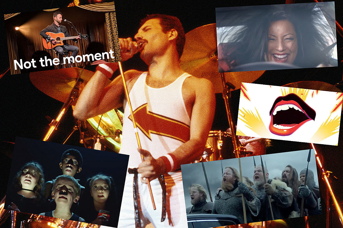 Queen Sells: Why You Hear So Much Freddie Mercury Music in Ads