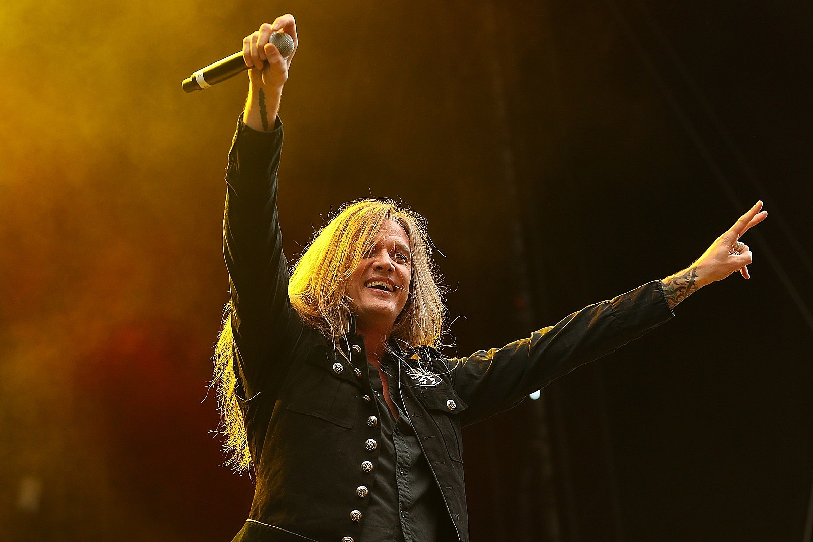 Sebastian Bach Talks Skid Row and Being the Last of a Dying Breed