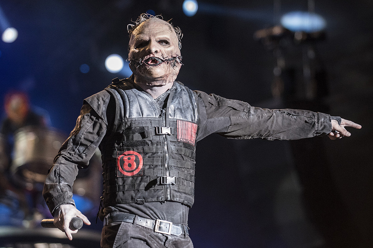 Corey Taylor Jokes About Slipknot's New Member Becoming Official