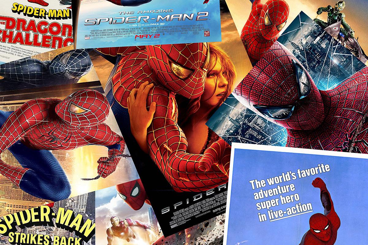 Spider-Man Movies Ranked Worst to Best