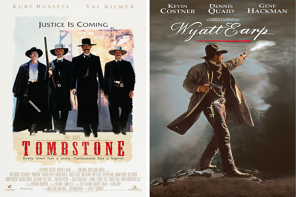 How 'Tombstone' Out-Dueled 'Wyatt Earp'