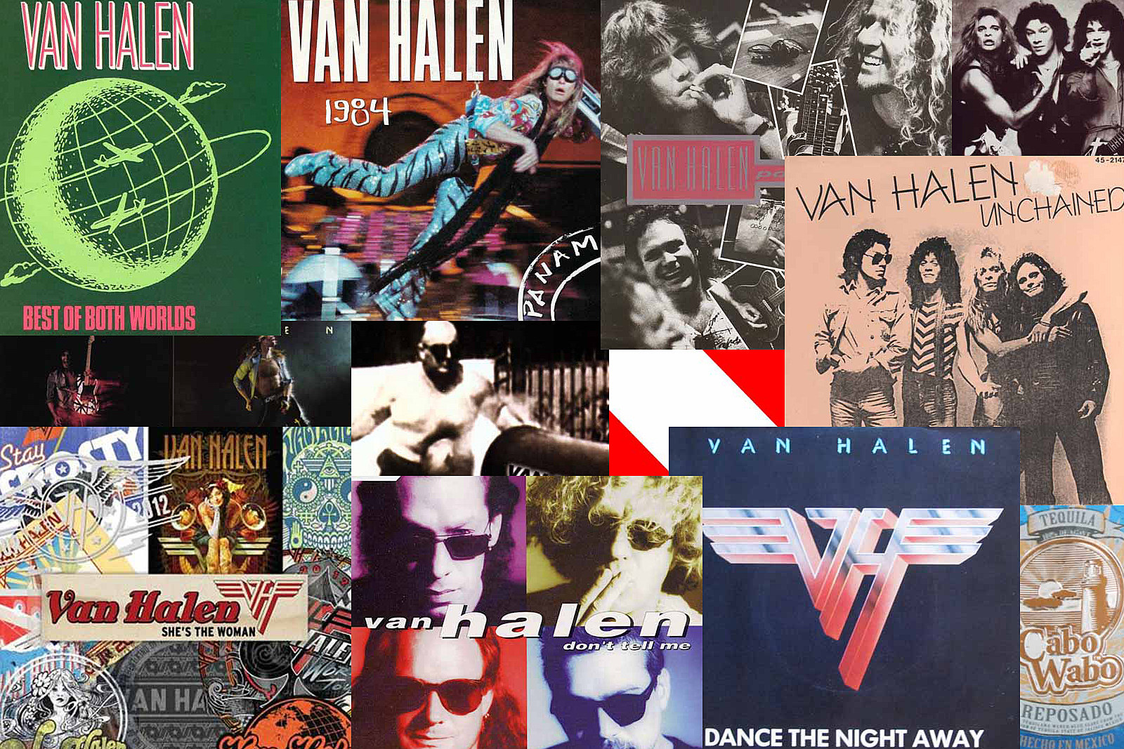 The Best Song From Every Van Halen Album