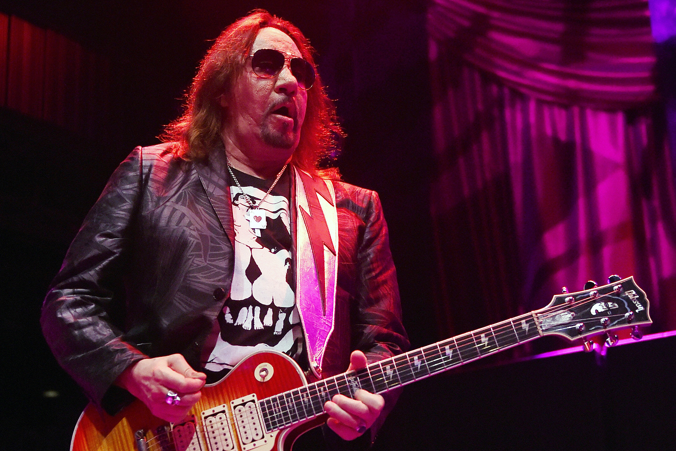 Degenerate' Ace Frehley Is 'Not Helping' in 'Avengers' Scene