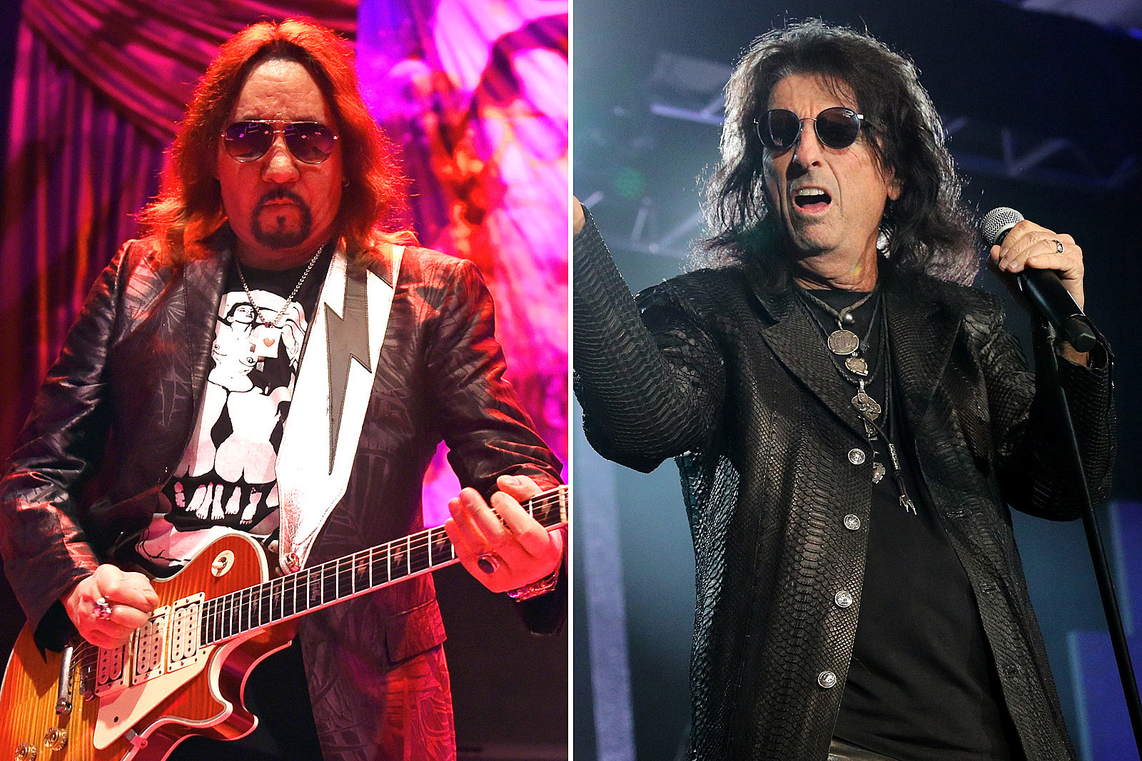 Ace Frehley Tour 2020 Ace Frehley Plans Tour With Alice Cooper
