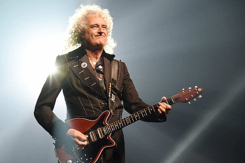 Brian May to Launch New Solo Single From NASA Control Center