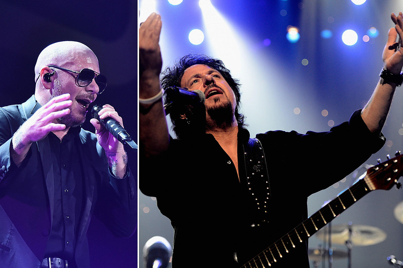 Don't) Listen to Pitbull's Take on Toto's 'Africa'