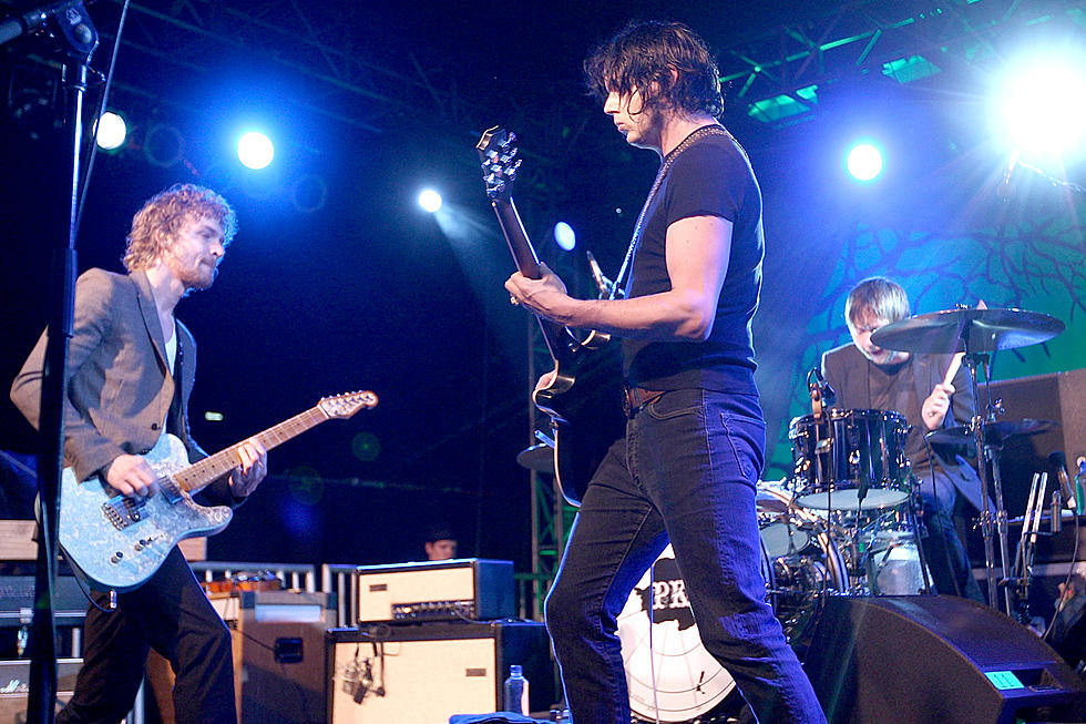 Hear Two New Songs From Jack White's Raconteurs