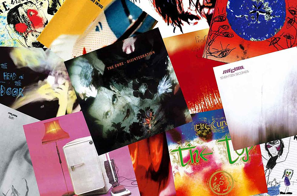 The Cure Albums Ranked Worst to Best