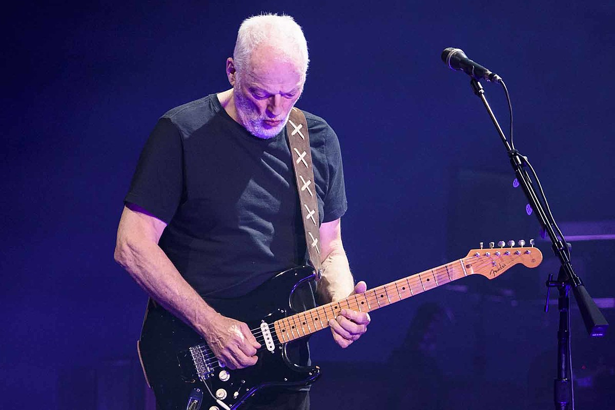 david gilmour is auctioning off his guitar collection. Black Bedroom Furniture Sets. Home Design Ideas