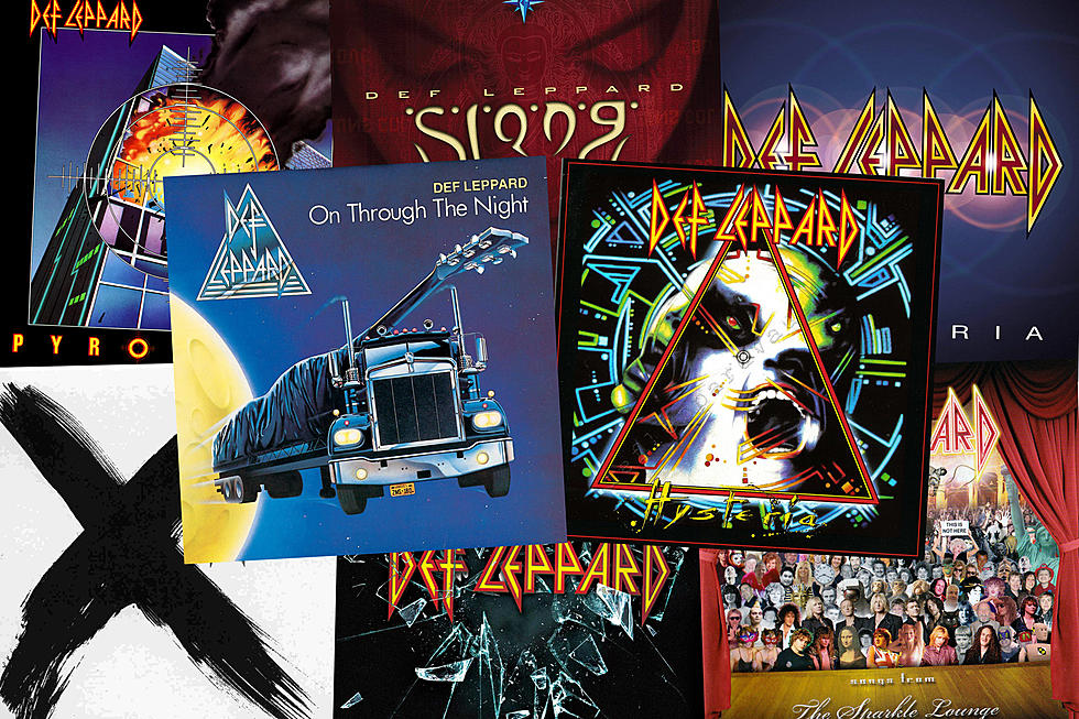 The Best Song From Every Def Leppard Album