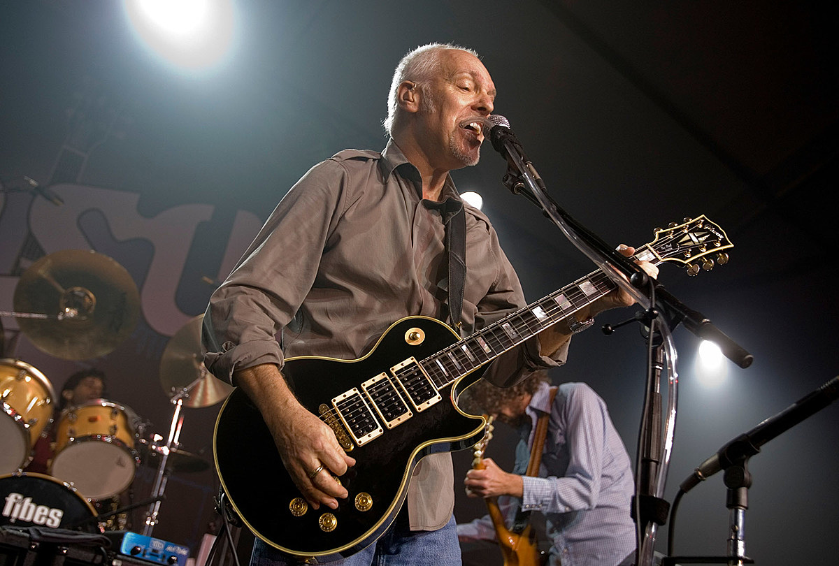 the 39 eureka moment 39 when peter frampton discovered the talk box. Black Bedroom Furniture Sets. Home Design Ideas