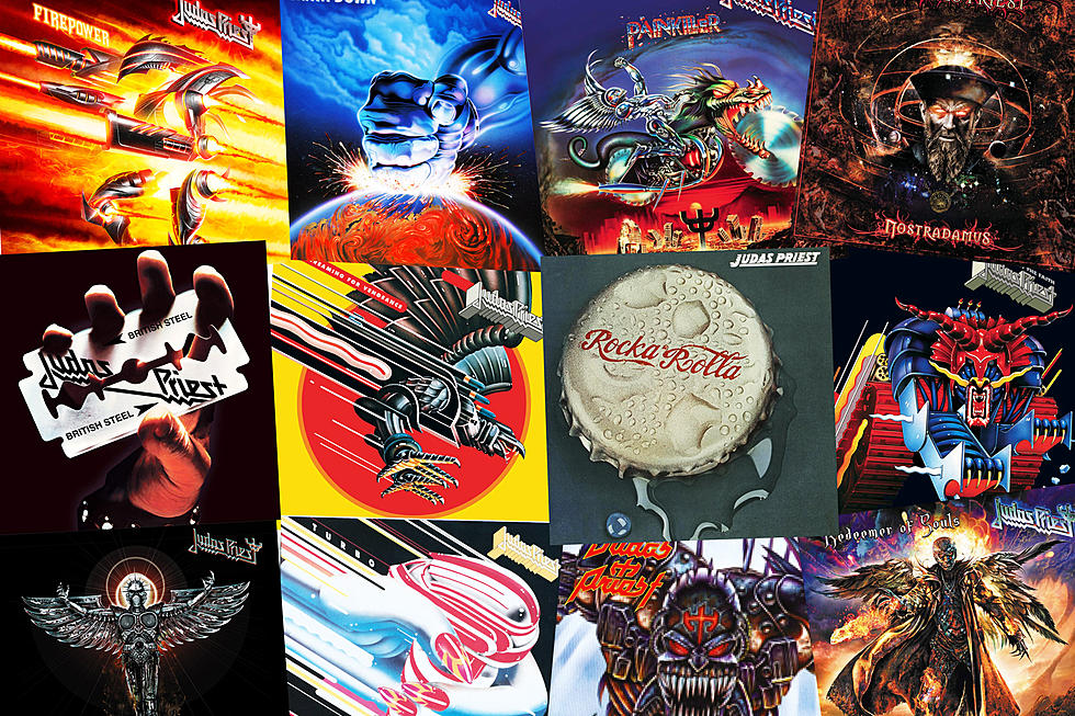 The Best Song on Every Judas Priest Album