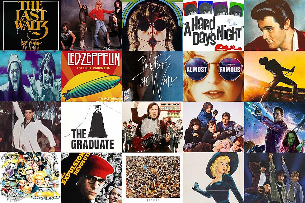 The Best Rock Movie From Every Year 1955 2018