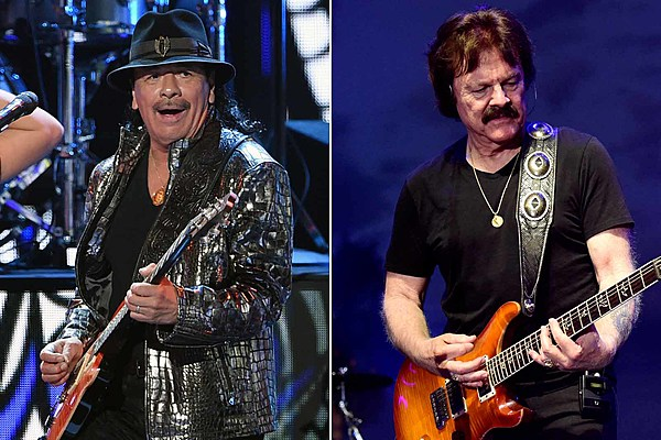 Santana Announce Supernatural Now Tour With The Doobie Brothers