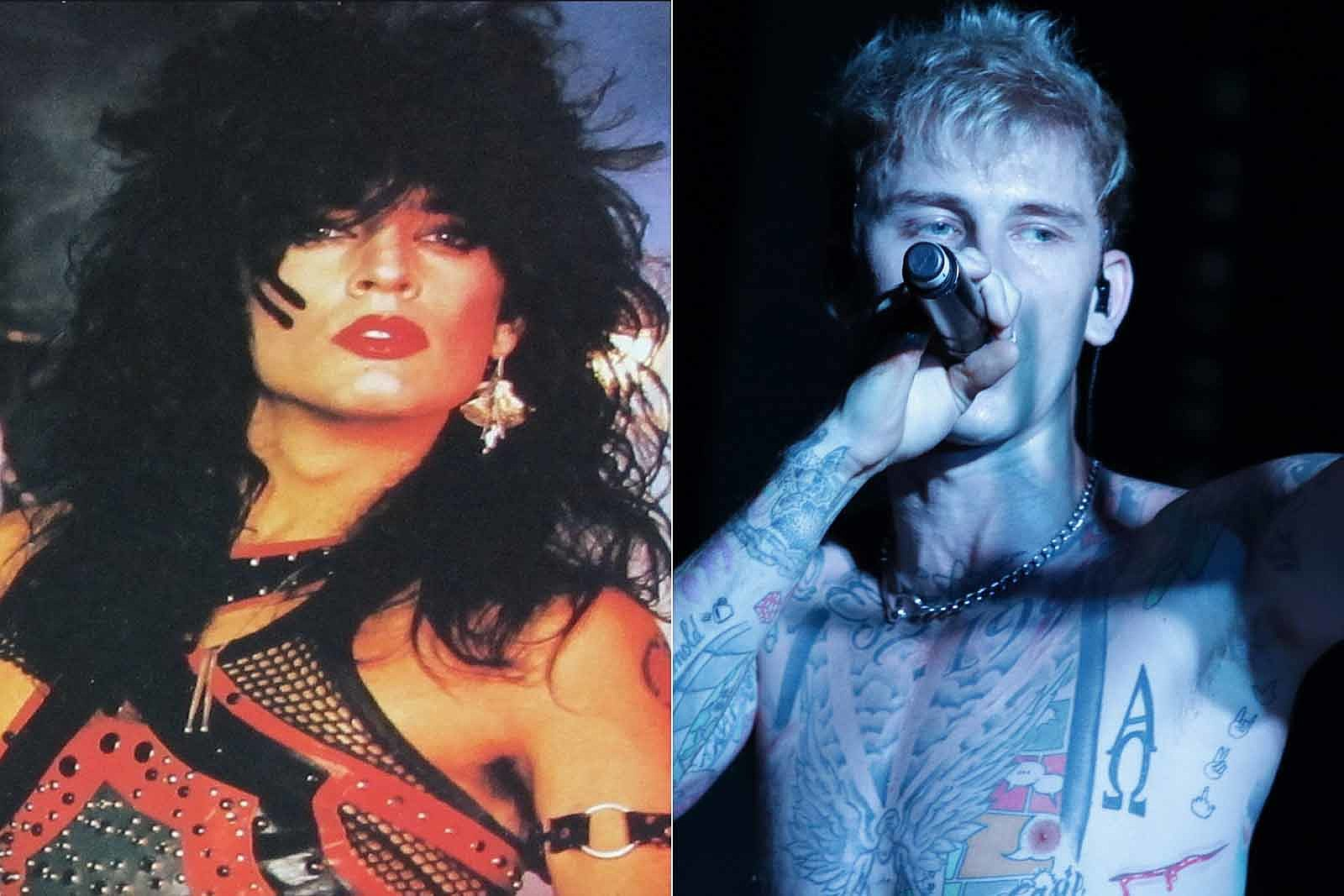 Machine Gun Kelly Talks About Playing Tommy Lee