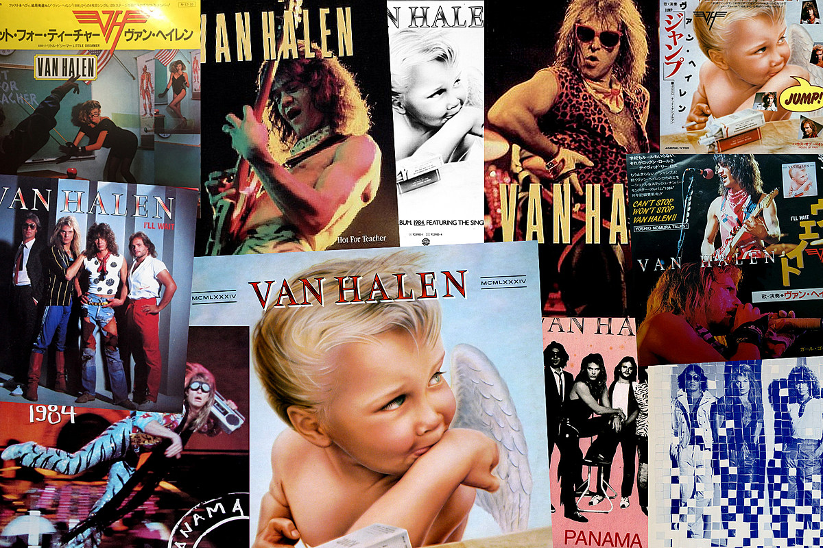 Van Halen 1984 A Track By Track Guide