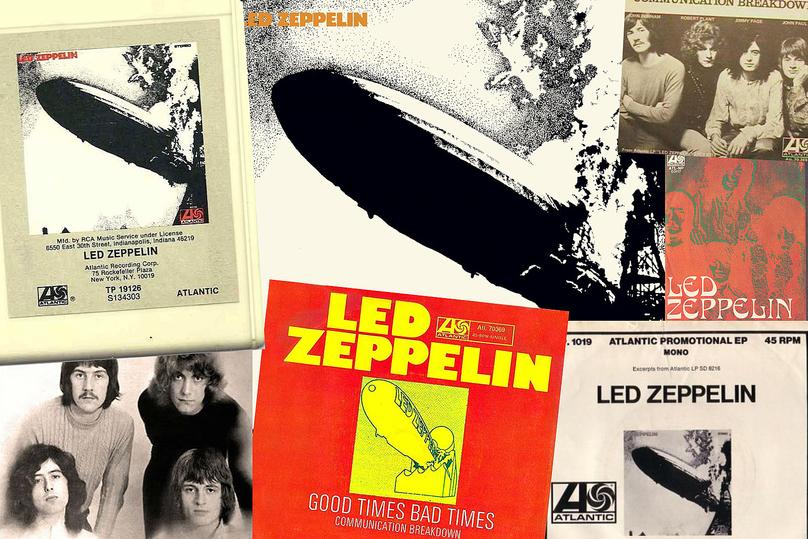 By Track Zeppelin'A Led 'led Zeppelin Guide FKJ1Tcl