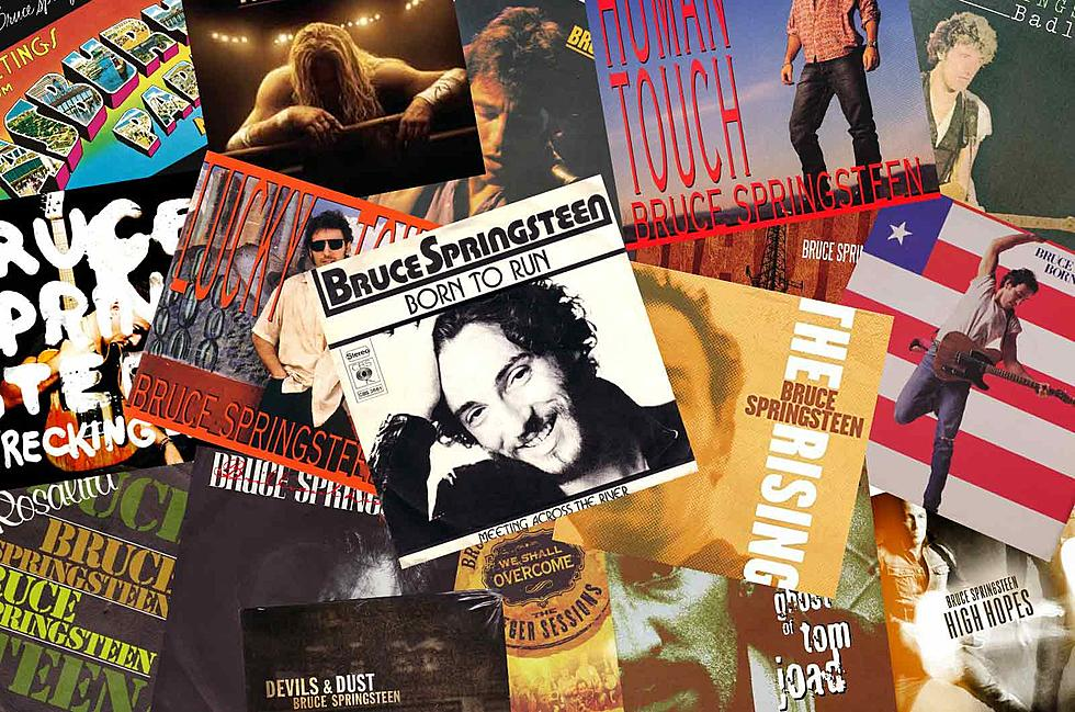 The Best Song From Every Bruce Springsteen Album