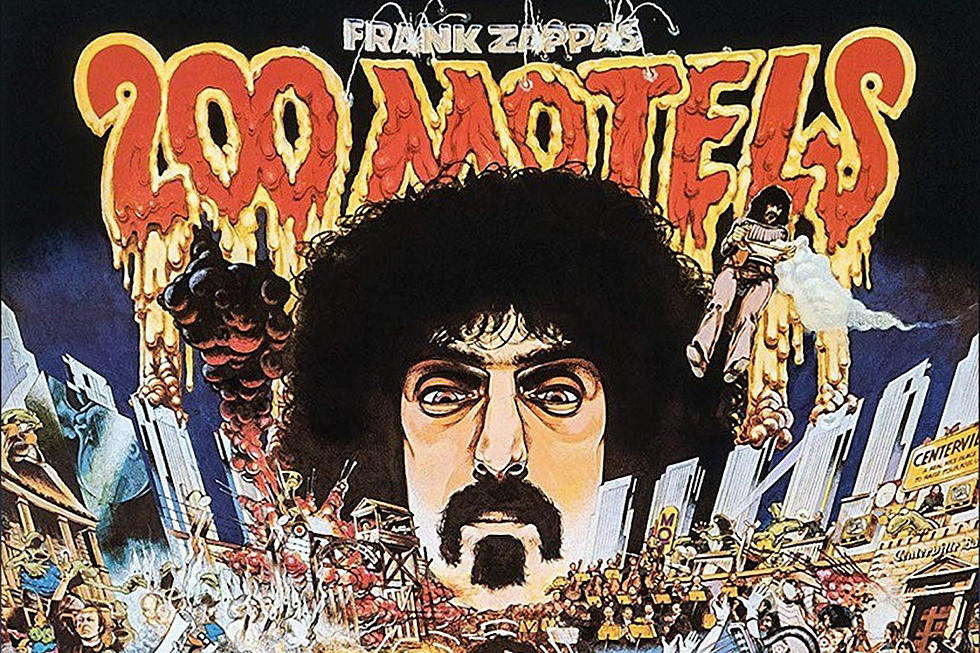 Frank Zappa's '200 Motels' Movie Box Set to Be Released