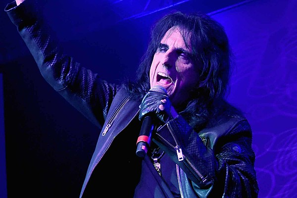 Alice Cooper Says His Life Story Would Make An 'Amazing' Movie