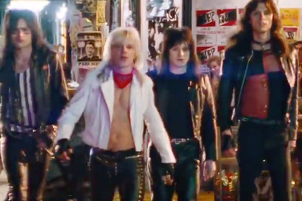 Motley Crue Release Trailer for 'The Dirt'