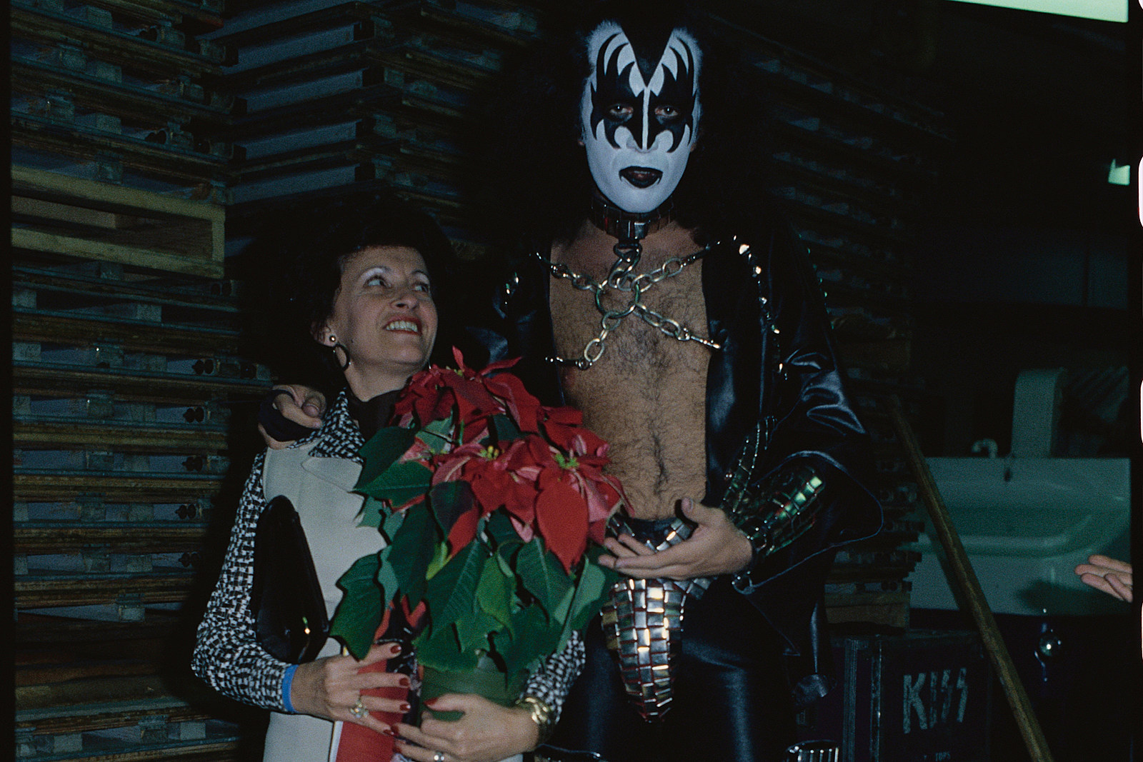 Gene Simmons Said Rock Was Dead     in 1993