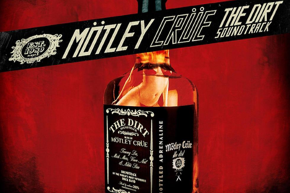 Motley Crue Reveal The Dirt Title Track List Cover Art