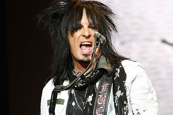 Nikki Sixx Defends Motley Crue's Use of Backing Tapes