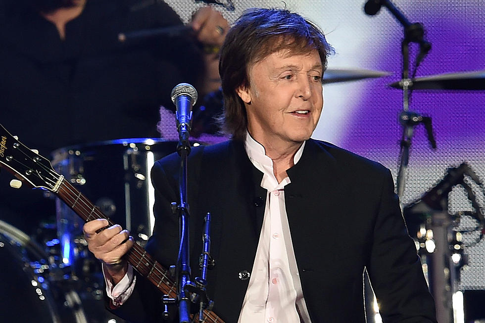 Paul McCartney's Expanded 'Egypt Station' Includes New Songs
